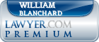 William Byron Blanchard  Lawyer Badge