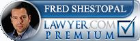 Fred Shestopal  Lawyer Badge