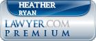 Heather Ryan  Lawyer Badge