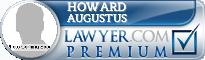 Howard Augustus  Lawyer Badge