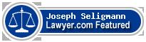 Joseph Seligmann  Lawyer Badge