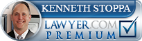 Kenneth Stoppa  Lawyer Badge