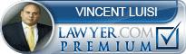 Vincent A. Luisi  Lawyer Badge