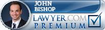 John Benjamin Bishop  Lawyer Badge