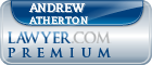 Andrew Dale Atherton  Lawyer Badge