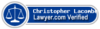 Christopher Shawn Lacombe  Lawyer Badge