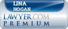 Lina Alexandra Hogan  Lawyer Badge
