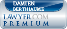 Damien D. Berthiaume  Lawyer Badge