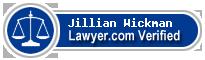 Jillian A. Wickman  Lawyer Badge
