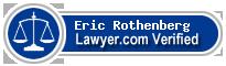 Eric P. Rothenberg  Lawyer Badge