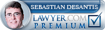Sebastian O. DeSantis  Lawyer Badge