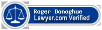 Roger D. Donoghue  Lawyer Badge