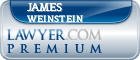 James Julian Weinstein  Lawyer Badge