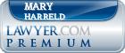 Mary Gillilan Harreld  Lawyer Badge