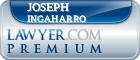 Joseph W. Ingaharro  Lawyer Badge