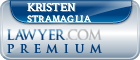 Kristen Stramaglia  Lawyer Badge