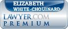 Elizabeth L. White-Chouinard  Lawyer Badge