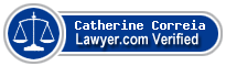 Catherine Booth Correia  Lawyer Badge