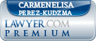 Carmenelisa Perez-Kudzma  Lawyer Badge