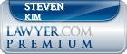 Steven Kim  Lawyer Badge
