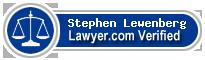 Stephen S. Lewenberg  Lawyer Badge