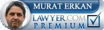 Murat Erkan  Lawyer Badge