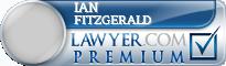 Ian Fitzgerald  Lawyer Badge