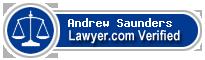 Andrew B. Saunders  Lawyer Badge