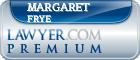 Margaret Frye  Lawyer Badge
