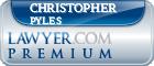 Christopher J. Pyles  Lawyer Badge