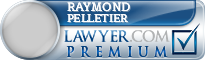 Raymond G. Pelletier  Lawyer Badge