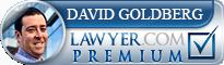 David S. Goldberg  Lawyer Badge