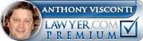 Anthony T. Visconti  Lawyer Badge