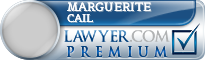 Marguerite L. Cail  Lawyer Badge