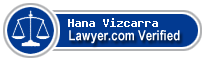 Hana Veselka Vizcarra  Lawyer Badge