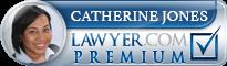 Catherine Denise Jones  Lawyer Badge