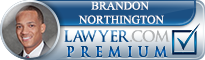 Brandon M. Northington  Lawyer Badge