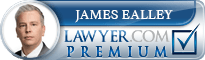 James Daryl Ealley  Lawyer Badge