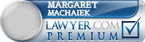 Margaret E. Machaiek  Lawyer Badge