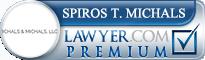 Spiros T. Michals  Lawyer Badge