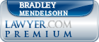 Bradley Jared Mendelsohn  Lawyer Badge
