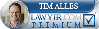 Timothy Robert Alles  Lawyer Badge