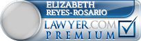 Elizabeth Reyes-Rosario  Lawyer Badge