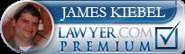 James Joseph Kiebel  Lawyer Badge
