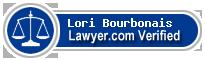 Lori Anne Bourbonais  Lawyer Badge