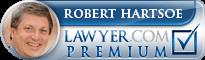 Robert Anthony Hartsoe  Lawyer Badge