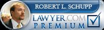 Robert Livingston Schupp  Lawyer Badge