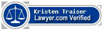 Kristen Lynn Traiser  Lawyer Badge