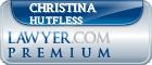 Christina K. Hutfless  Lawyer Badge
