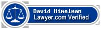 David Himelman  Lawyer Badge